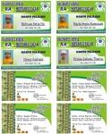 id card kartu pelajar